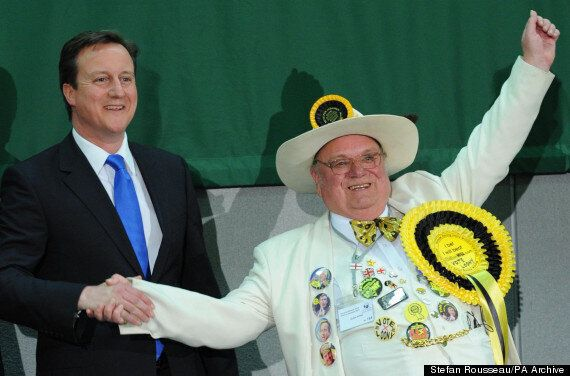 TV Election Debates In Chaos As Monster Raving Loony Party, DUP, Mebyon Kernow And George Galloway Demand...