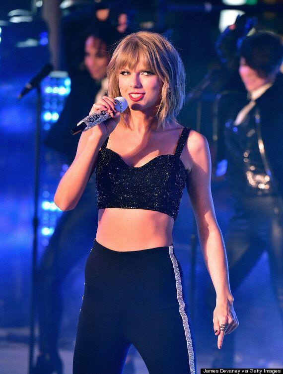 Taylor Swift To Headline BBC Radio 1 Big Weekend 2015 In