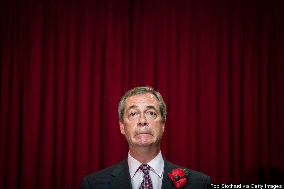 Ukip After Nigel Farage? Here's How The Party Would Try To