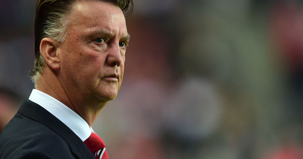 Louis Van Gaal Told Manchester United Players Something