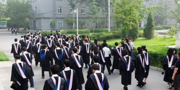 A Chinese Student Is Suing His University After He Was Expelled 'For Having