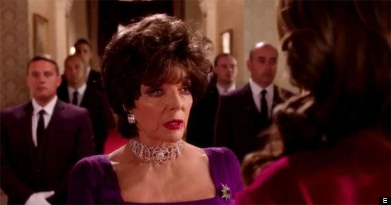 'The Royals': Joan Collins And Elizabeth Hurley Camp It Up In Trailer For New US Drama About Fictional...