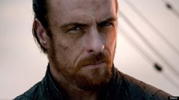 Daddy's A Bond Villain, But Granny's In 'Downton Abbey'... 'Black Sails' Star Toby Stephens Reveals What...