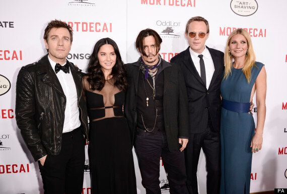 'Mortdecai' Star Johnny Depp 'Doesn't Give A Sh*t,' According To Friend And Co-Star Paul
