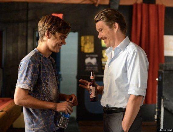 'Boyhood' Director Richard Linklater 'Prepared Leading Actor Ellar Coltrane For Fact Nobody Would Be...