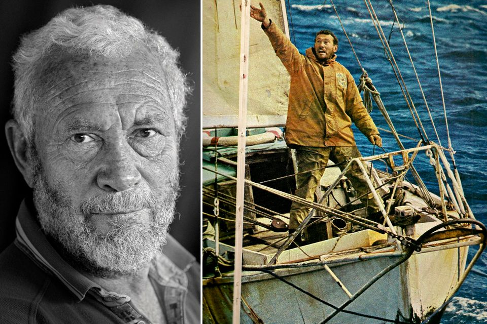 Robin Knox-Johnston Interview: 'The World Is Full Of Those Who'd Hate You To Achieve Because They've...