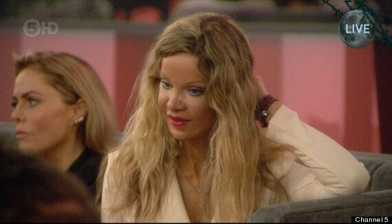 Alicia Douvall Evicted From 'Celebrity Big Brother' House Over Perez Hilton, Nadia Sawalha and Calum