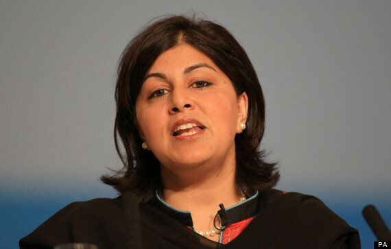 Baroness Warsi Says Government Is 'Suspicious Of