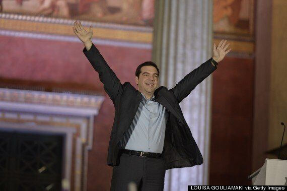 Greece Election Won By Radical Left Syriza As Conservative Prime Minister Concedes