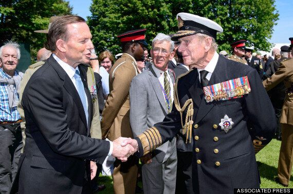 Prince Philip's Australian Knighthood Prompts Hilarious