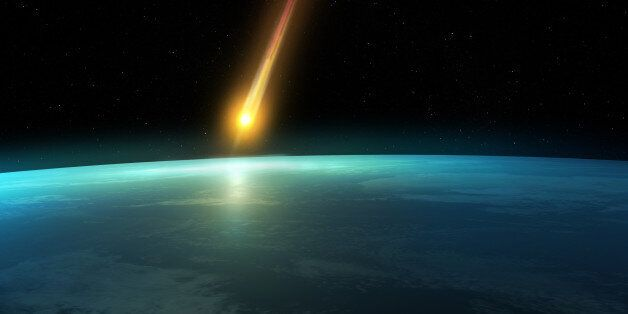 Huge Asteroid 2004 BL86 Flies Past Earth But It's