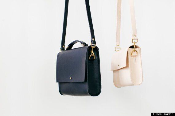 We're Drooling Over Our Young Entrepreneur Of The Week Grace Gordon's Leather