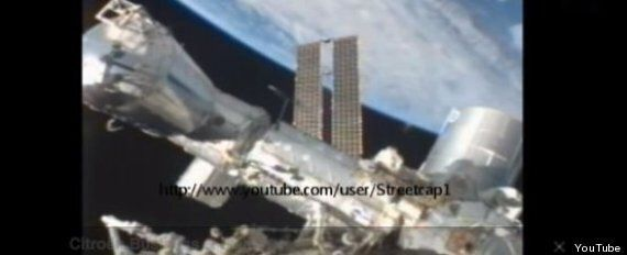 UFOs Outside The International Space Station: Why Do We Keep Seeing