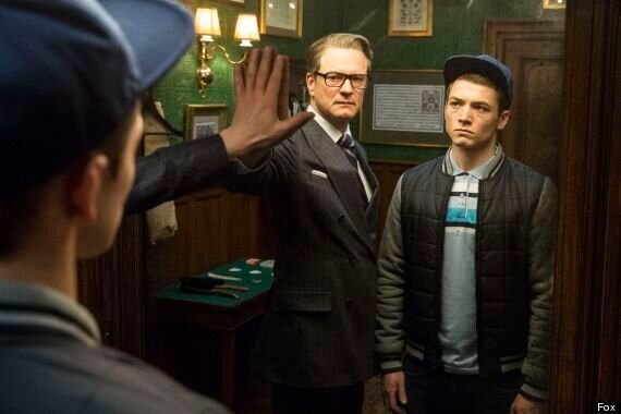 'Kingsman: The Secret Service' Star Taron Egerton Reveals What Makes Colin Firth His Coolest