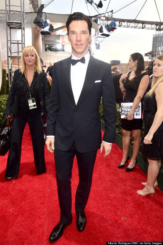 Benedict Cumberbatch's Comments About 'Coloured' Actors Have Landed Him In Trouble On