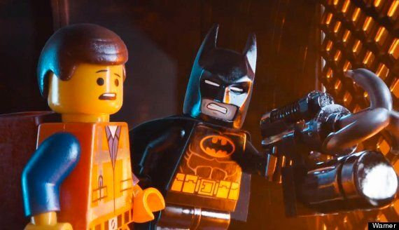 'The Lego Movie' Film Makers Reveal How They Avoided The Embarrassment Of Auditions For Morgan Freeman,...