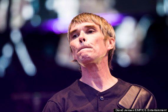 Stone Roses Singer Ian Brown 'Taught To Masturbate By TV Weatherman Fred