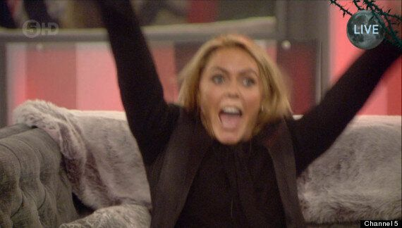 Patsy Kensit Evicted From 'Celebrity Big Brother' Over Cami-Li, As Perez Hilton Returns To The House