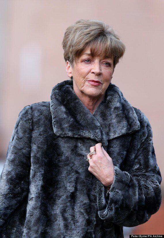 Anne Kirkbride Dead: 'Coronation Street' Stars Join Anne's Family For Private