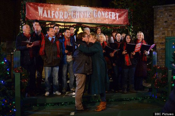 'EastEnders' Fans To Pick Jane And Ian Beale's Live Week Wedding