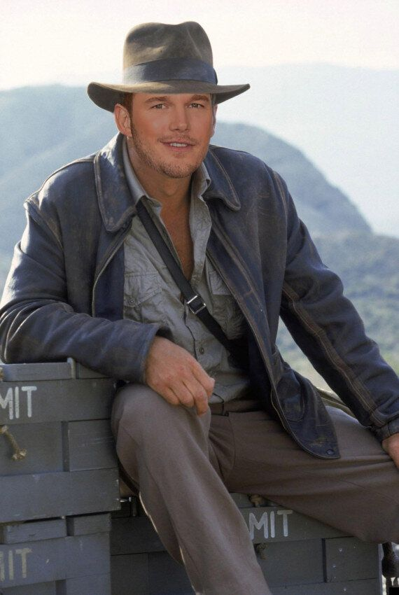 Chris Pratt To Play Indiana Jones In New Film? Disney 'Eyeing 'Jurrassic World' Actor' To Take Over From...