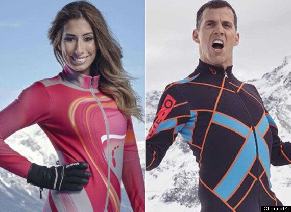 'The Jump': Is A Stacey Solomon And Steve-O Romance On The Cards? Duo 'Spending A Lot Of Time