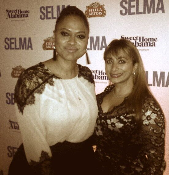 Selma the Movie, UK Premiere. A Timely