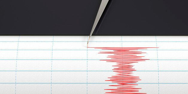 Earthquake Shakes East Midlands Moving Lincoln, Leicester, Loughborough And