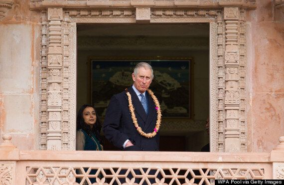 'Wolf Hall' Nickname For Backstabbing Prince Charles Household, New Biography