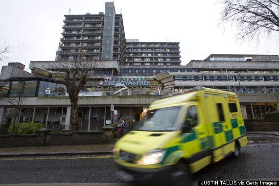 Ebola Fears For British Military Medic After 'Needle