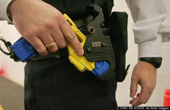 Front-Line Police 'All Need Tasers' To Deal With Lee-Rigby Style Attacks, Claims Federation