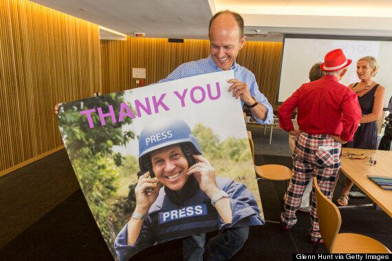 Al Jazeera's Peter Greste Celebrated With 'Beer And Pork' After Being Freed From Egyptian