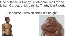 Ukip Candidate's Chocolate Freddo Comparison Isn't Going Down