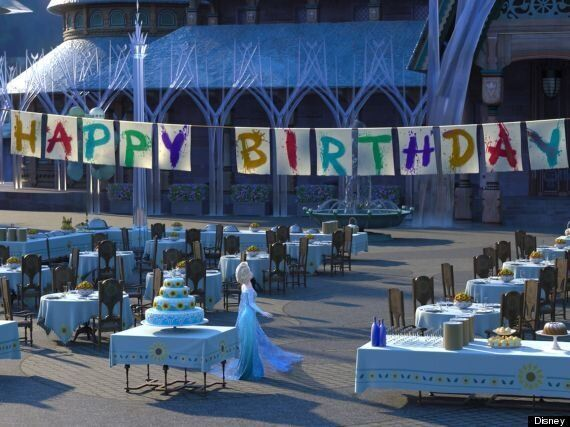 'Frozen Fever' First Look: Elsa, Anna And Olaf The Snowman Return For Short Film, With New Song As Catchy...