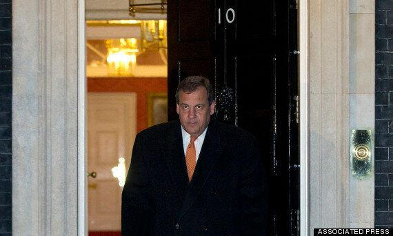Chris Christie's Vaccination Comments In England Ignite A Firestorm In The United