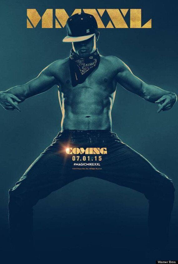 'Magic Mike XXL' Trailer Unveiled: Channing Tatum Returns As Stripper In New Sequel