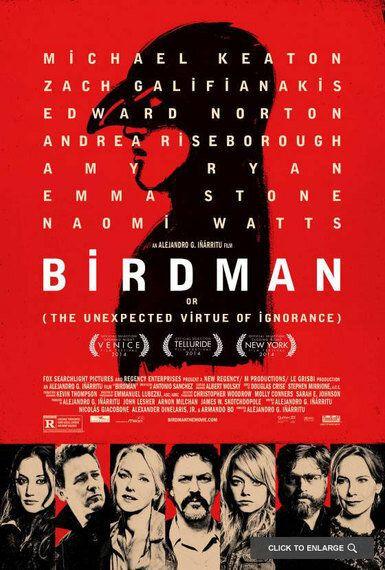 Birdman - A Review | HuffPost UK