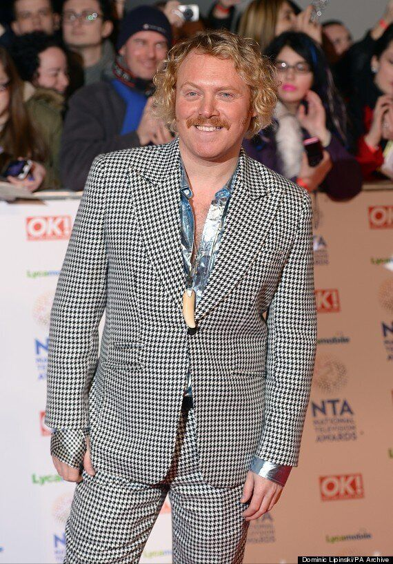 Keith Lemon Reveals Fears Over Twitter Trolls: 'I've Had Someone Tell Me They Hope I Get