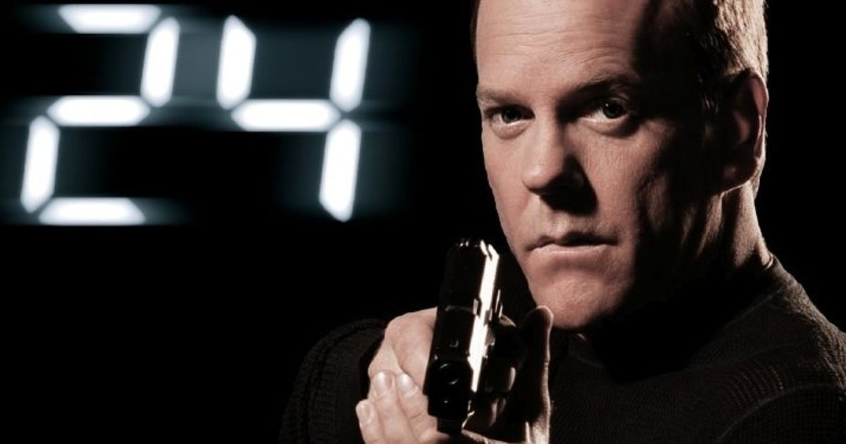 How '24' And Kiefer Sutherland's Morally Compromised Hero Jack Bauer  Changed TV Forever | HuffPost UK