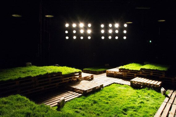 Immersive Theatre: David Shearing's 'The Weather