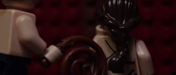 'Fifty Shades Of Grey' Trailer Gets The Lego Treatment (Is It Wrong That We Still Fancy Jamie Dornan?)