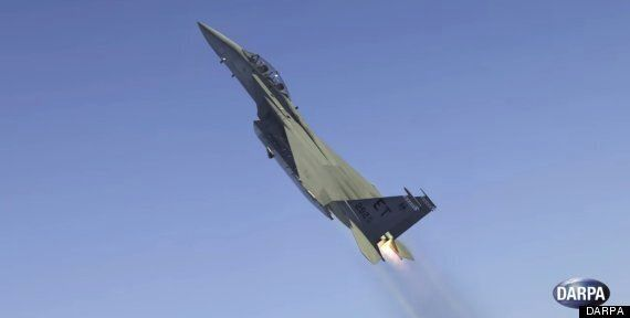 DARPA Wants Fighter Jets To Start Launching