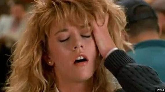 Keira Knightley Recreates Meg Ryan's Orgasm Scene From When Harry Met
