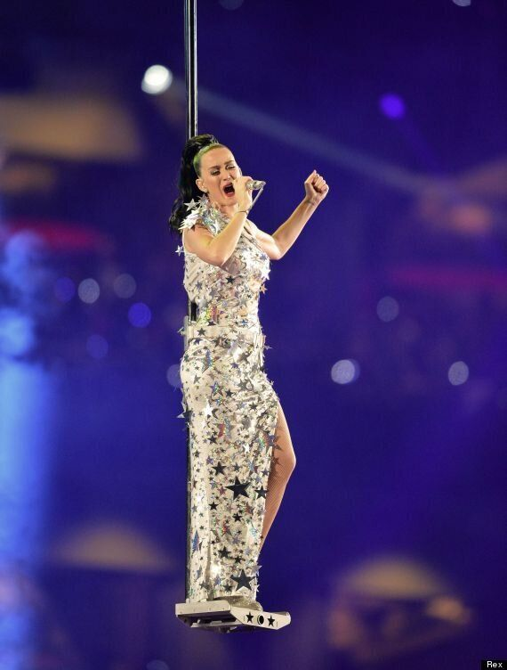Grammys 2015: Katy Perry To Perform Divorce Ballad 'By The Grace Of God' At This Year's Awards