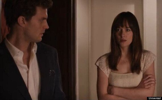 'Fifty Shades Of Grey' Clip: Jamie Dornan, As Christian Grey, Invites You Inside The 'Red Room Of Pain'