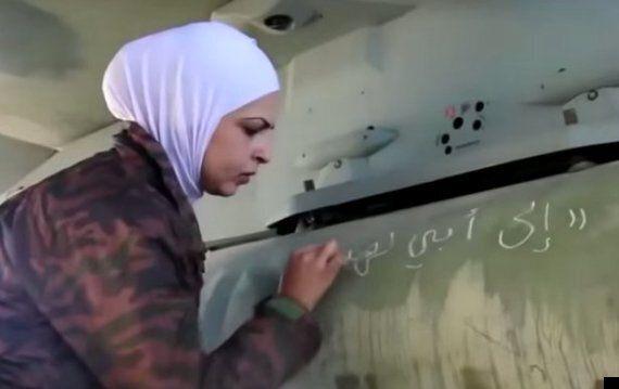 Jordan Releases Slick Video Of F-16 Airstrikes On ISIS 'The Enemies Of