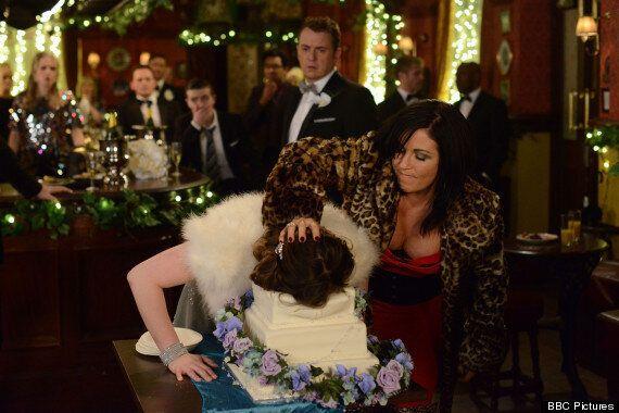 'EastEnders' Spoiler: Jane And Ian Beale's Wedding Drama Begins