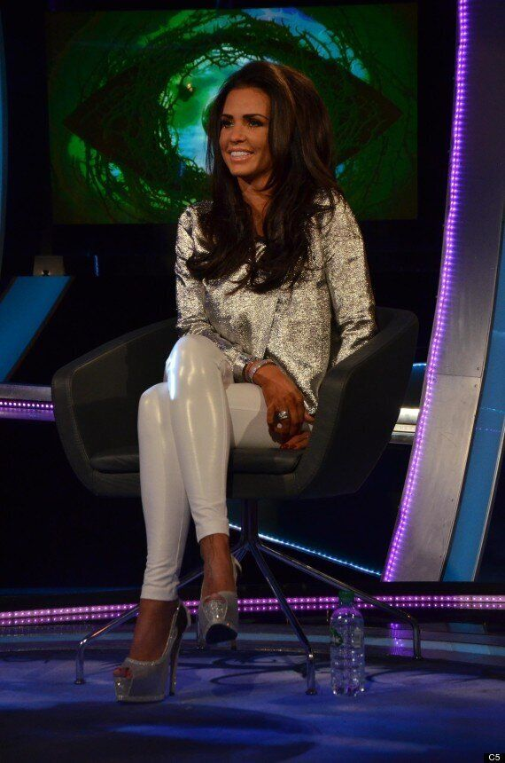 'Celebrity Big Brother' Winner Katie Price Responds To Katie Hopkins Jibe: 'My Kid's Fat For A