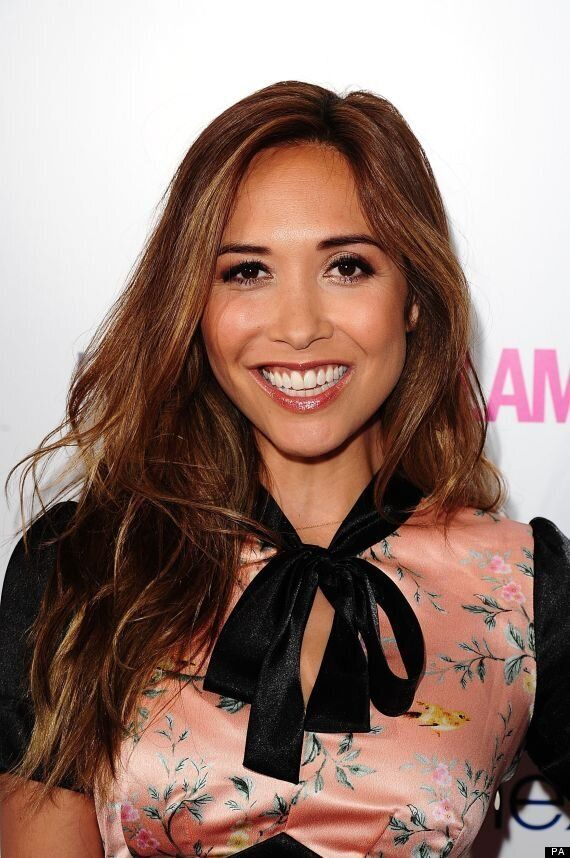 Myleene Klass Calls Herself 'Courageous Or An Idiot' After School Mums Vent About Her Sharing Presents