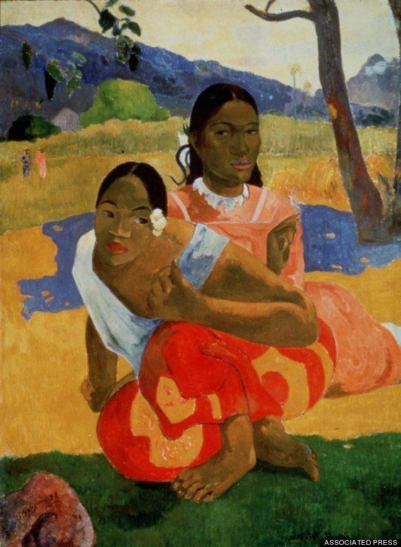 Gauguin Painting 'Nafea Faa Ipoipo' Becomes The Most Expensive Art Work Ever